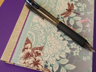 Journal Your Worries Away