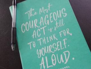 May 2020: Mental Health Awareness Month Journaling