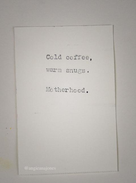 #24 - Motherhood