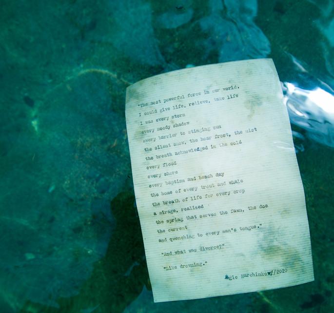 #17 - Like Drowning