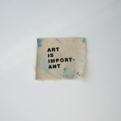 Sew-On Patch - #24
