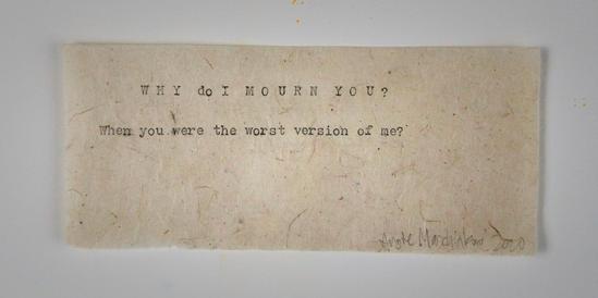 No. 56 - Mourn