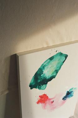 Angie Marchinkow Art-Trina Cary Photography-green