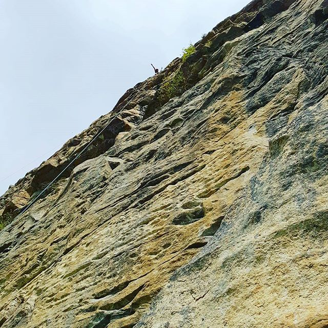 Angie Marchinkow-climbing cedar park