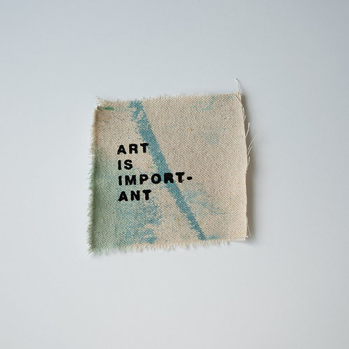 Sew-On Patch - #3