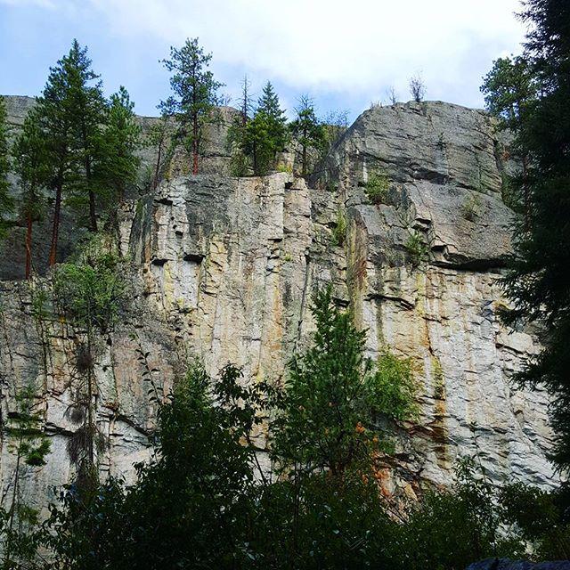 Angie Marchinkow-climbing skaha