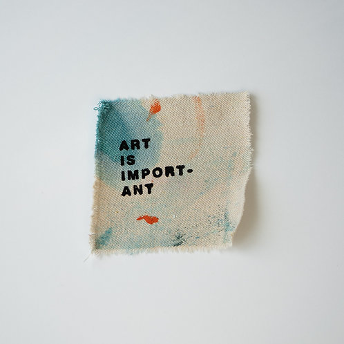 Sew-On Patch - #13