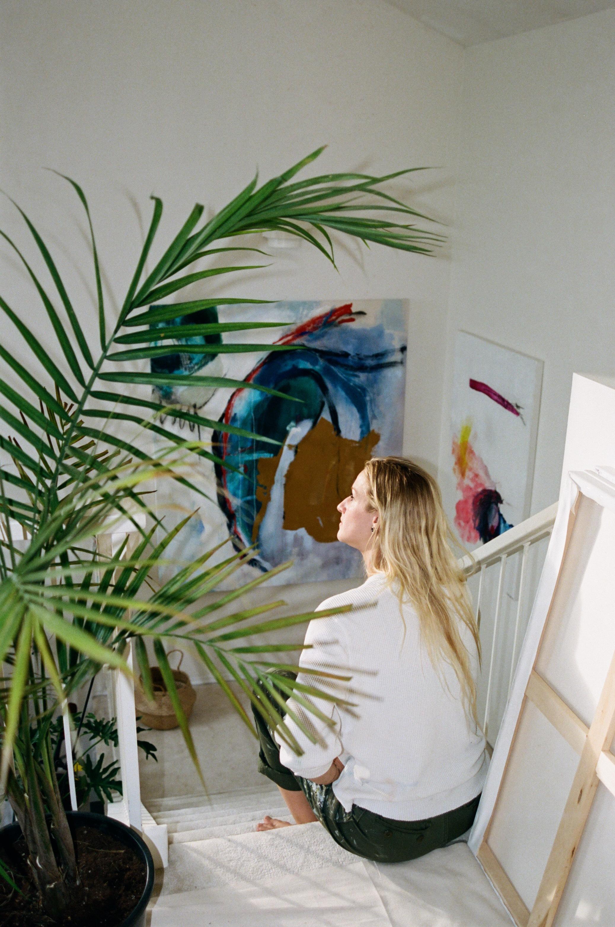 Angie Marchinkow Art-Trina Cary Photography-palm