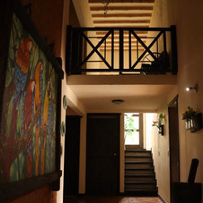 Escaleras segundo piso