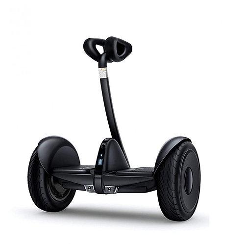 Ninebot - Robot inteligente con Bluetooth, App Móvil y Luces de Led. Color negro