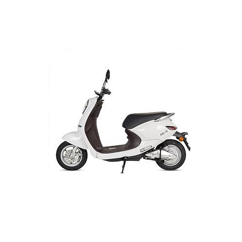 Moto eléctrica matriculable 1200W - Bella xs