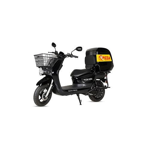 Scooter eléctrico de 2000W con baúl InTime . Ideal repartidores