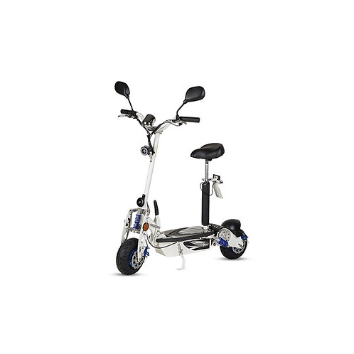 Patinete-Scooter Eléctrico, plegable, 1000W, Matriculable