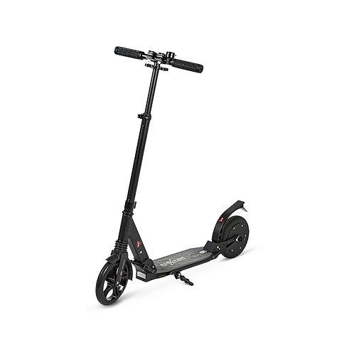 Patinete eléctrico Viper con suspensiones, muy práctico, color negro