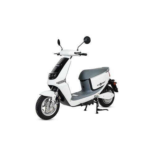 Nina - Scooter eléctrico 1200W con mini pantalla LCD