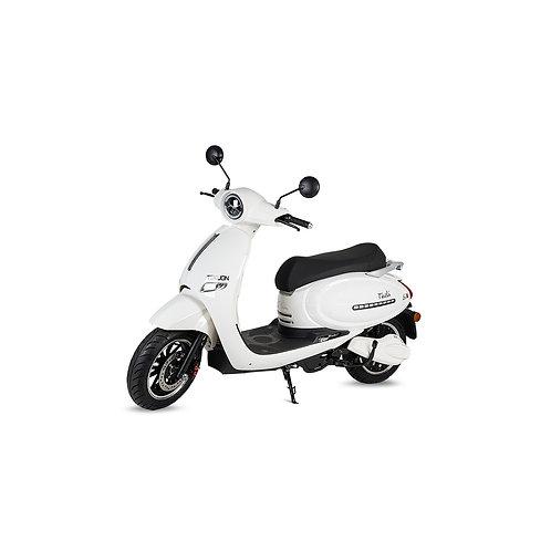 Moto - scooter eléctrico matriculable con motor de 1500W - Tivoli