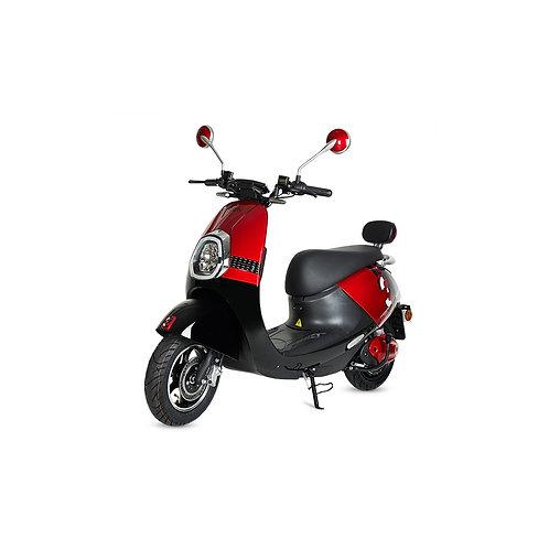 MOMA - Moto eléctrica  Matriculable.