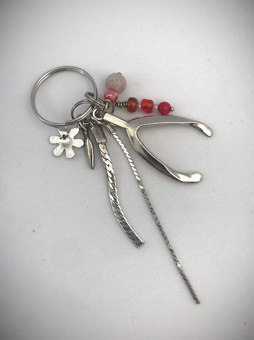 Embellished Keychain