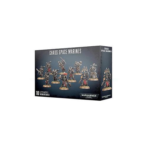 Chaos space Marines- Raptors