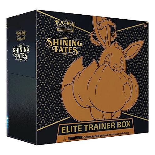Shining Fates Eevee VMAX Elite Trainer Box