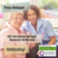 CQC George Springall Homecare Partnershi