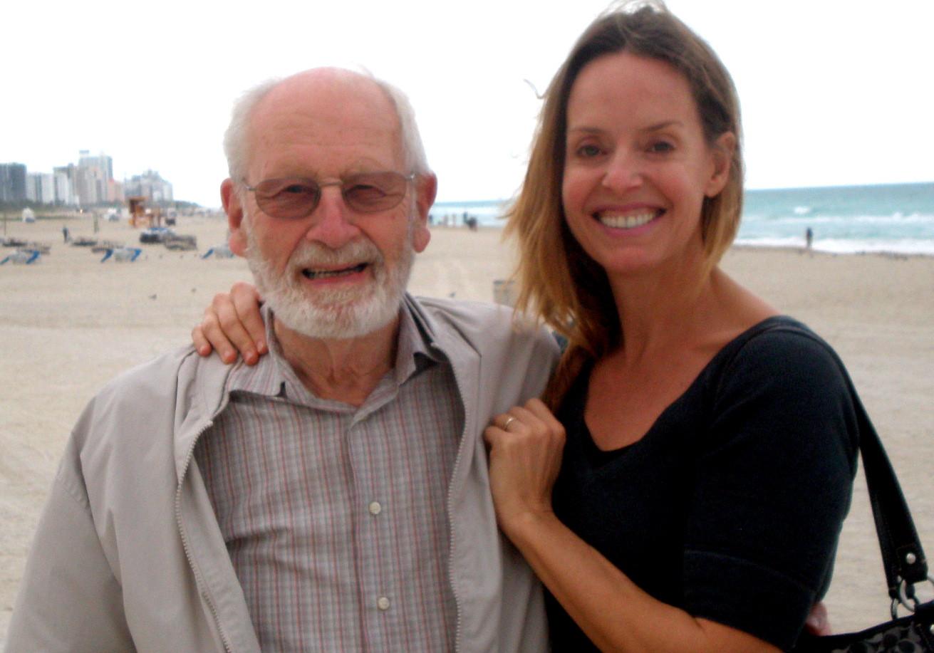 George with Brooke Miami Beach 2012