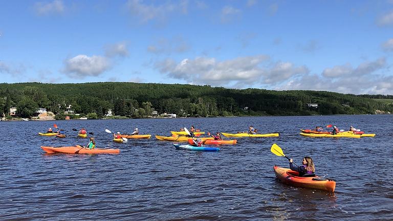 August Kayak Camp August 9-13, 2021