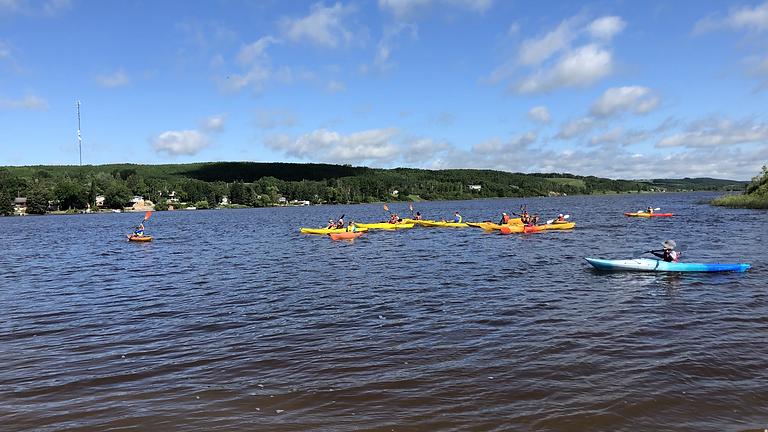 July Kayak Camp July 5-9, 2021