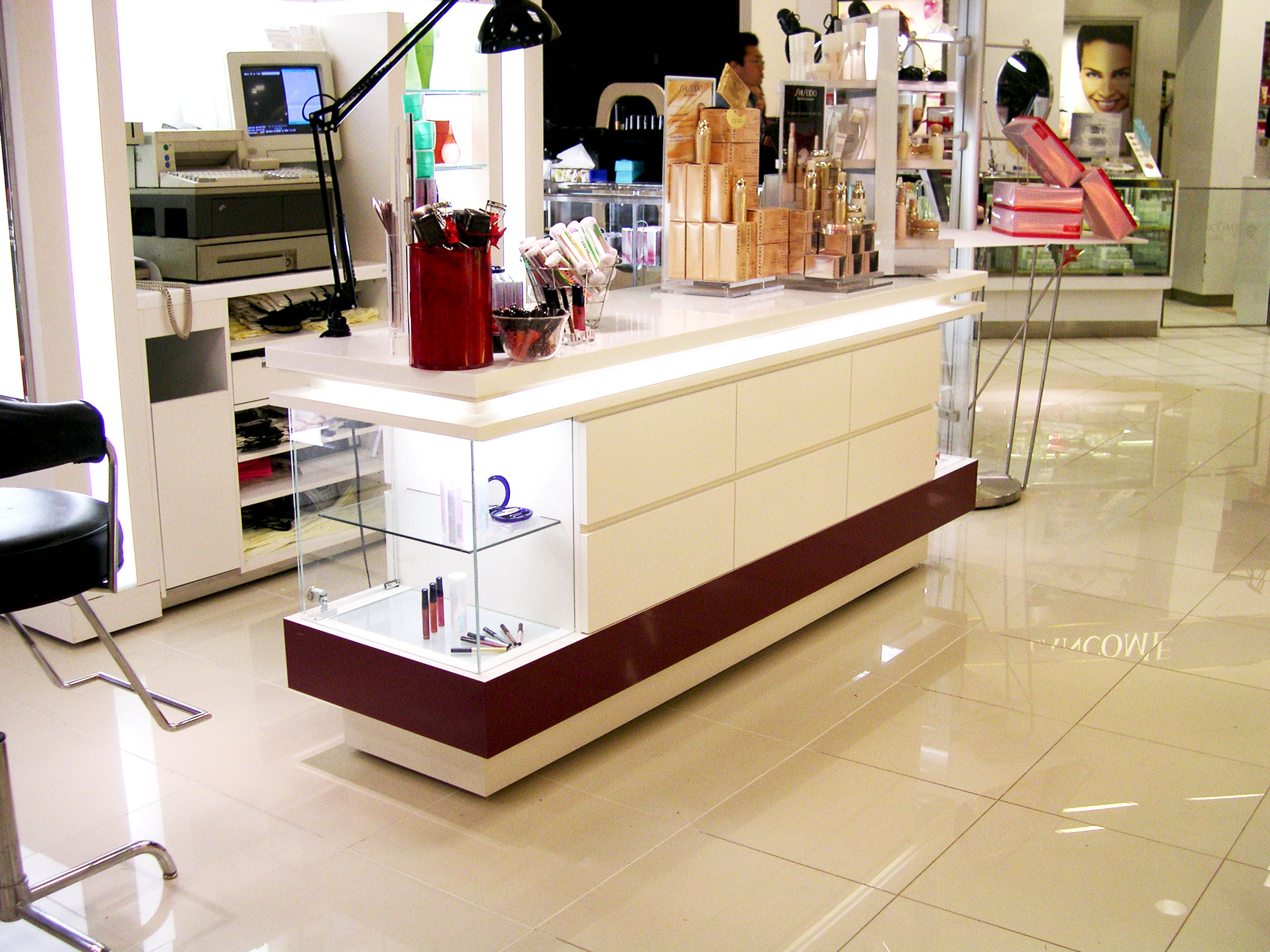Projet Shiseido