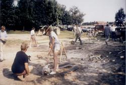 Chronik TuS Eisbergen Tennis