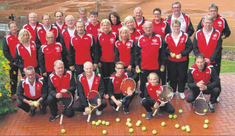 Tus Eisbergen Tennis