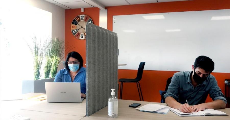 Espace Co-Working à Montrond les bains 42