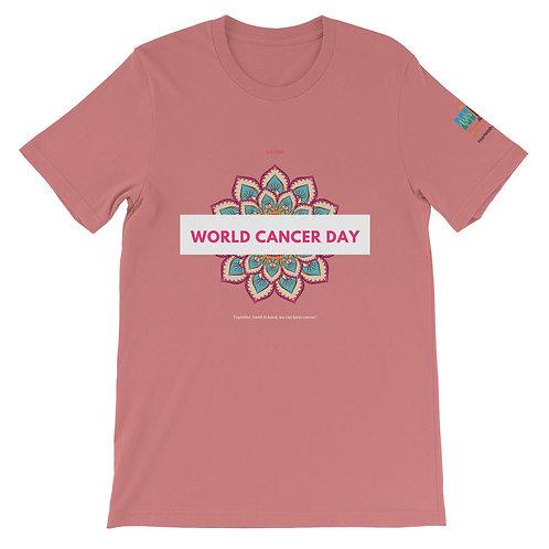 World Cancer Day Unsex T-Shirt