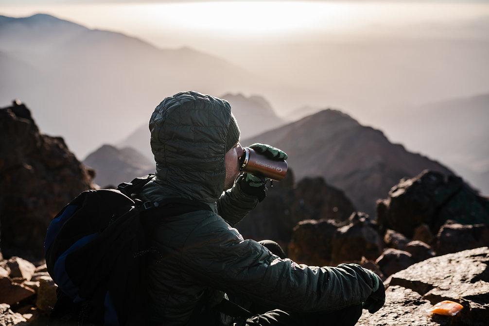 Lifesystem Thermal Mug Lifeventure Atlas Mountains
