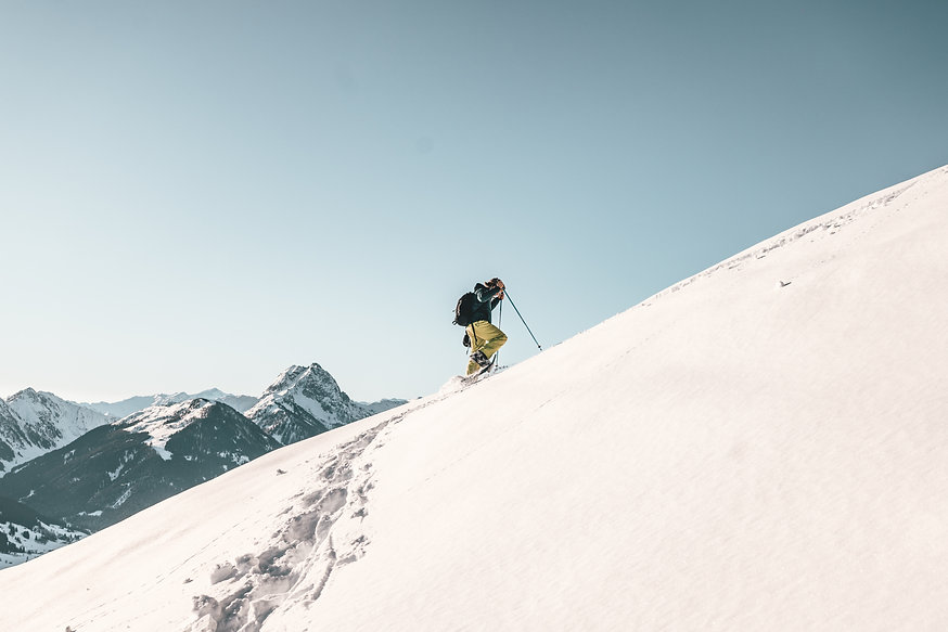 Danish Endurance Tyrol Merinio Sokker Skitur