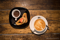coffee & churros