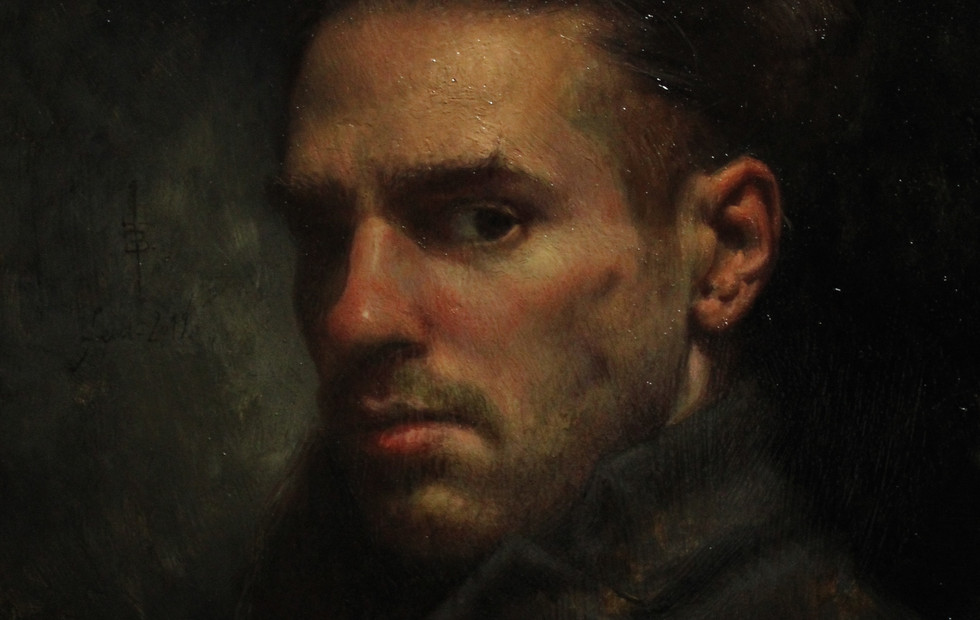 Self Portrait at the age of 31