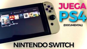 JUEGA PS4 O PS5 EN TU NINTENDO SWITCH SIN RIESGO DE BANEO - Alucardio