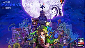 tloz majoras mask wallpaper wii u, hack wiiu alucardio the legend of zelda majora's mask nintendo 64