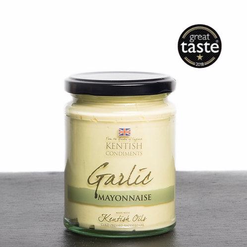 Kentish Garlic Mayonnaise 250g Jar
