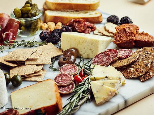 A Very Kentish Cheese & Charcuterie Box