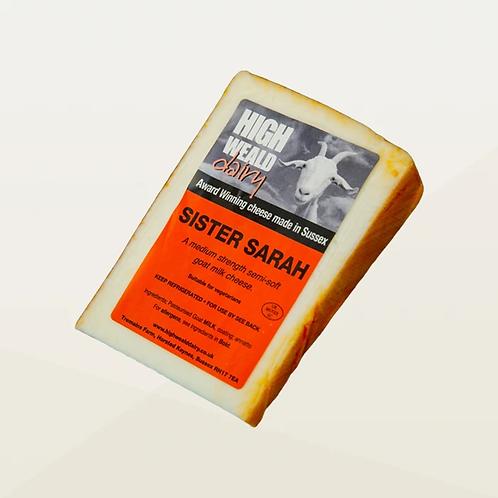 Sister Sarah Goats Cheese 125g