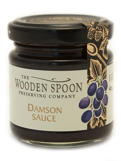 Damson Sauce with Port by The Wooden Spoon Company