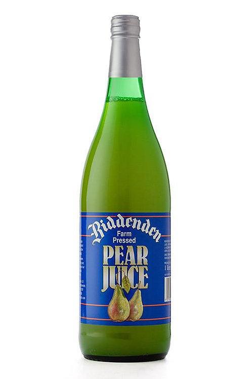 Biddenden Farm Pressed Pear Juice 1Ltr