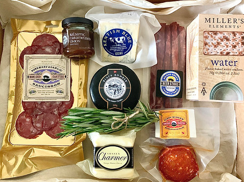 Cheese & Charcuterie Lovers