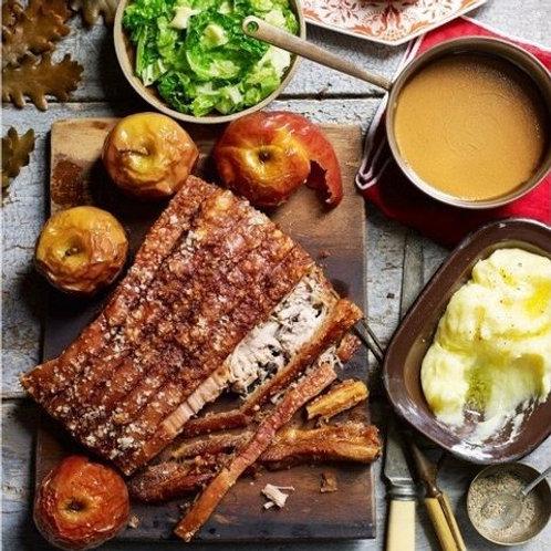 Pork Roast Box