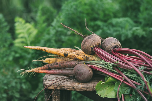 Seasonal Root Vegetable Box