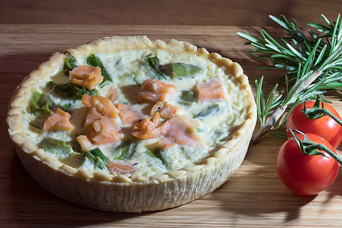 Vegetarian Quiches from Award Winning Kentish Mayde