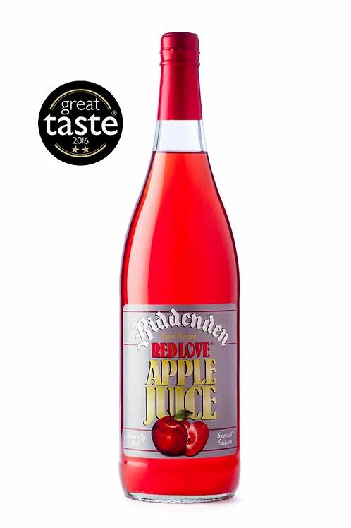 Red Love Biddenden Farm Pressed Apple Juice 1Ltr