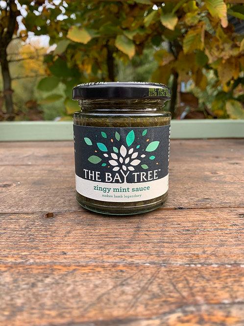 Zingy Mint Sauce Bay Tree 200g